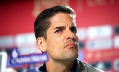 Spanje plaatst zich vlot voor EK maar bondscoach boycot persconferentie omdat hij ontslag voelt aankomen