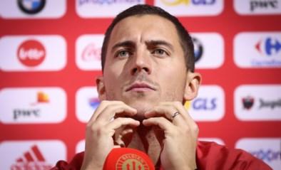 """Volgens Eden Hazard zijn Rode Duivels sterker dan ooit: """"Ik droom van wraak op Frankrijk"""""""
