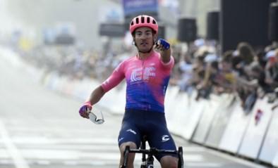 """Ronde van Vlaanderen-winnaar Alberto Bettiol hekelt prijzengeld: """"Voor ons al een lachertje, voor vrouwen een schande"""""""