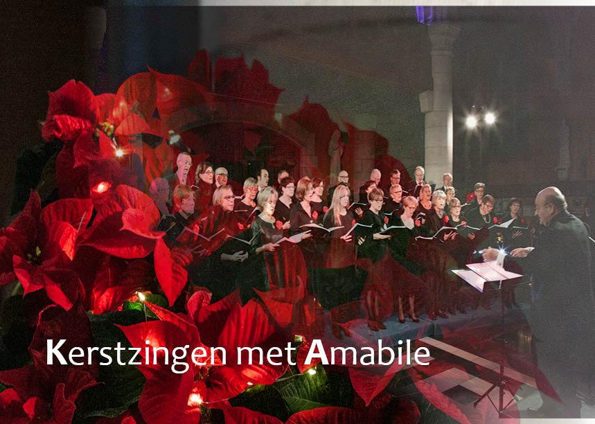 Kerstzingen met Amabile