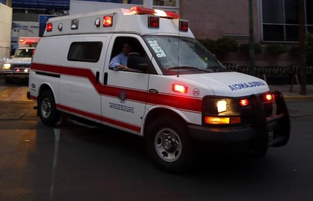 Dertien doden bij ongeval met drie bussen in Mexico