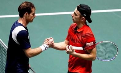 Nederland uitgeschakeld op Davis Cup na thriller tegen Groot-Brittannië