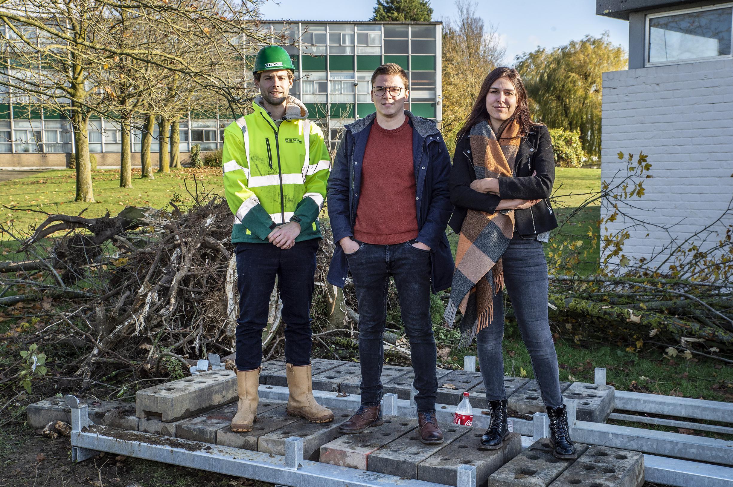 Afbraak oude schoolgebouwen gestart, nieuwbouw moet klaar zijn in mei 2021