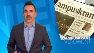 VIDEO. Einde van een tijdperk: na 30 jaar stopt KU Leuven met Campuskrant