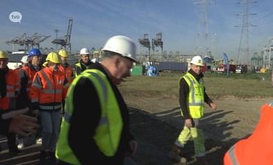 VIDEO. Nieuw gebouw voor terminaluitbater DP World