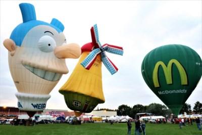 Aardverschuiving in Meetjesland: Ballonmeeting trekt weg uit Eeklo