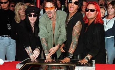 Mötley Crüe blaast contract op en gaat weer touren