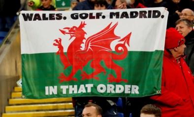 """Spaanse pers furieus op Gareth Bale die EK-kwalificatie viert met opvallende vlag: """"Hij lacht Real uit"""""""