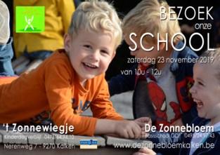 Basisschool De Zonnebloem zet de deuren open