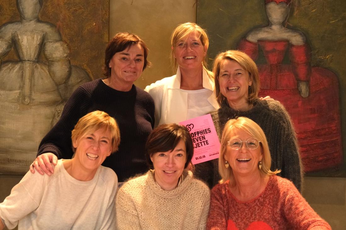 Gezocht voor het goede doel: Sophie, Sofie, An-Sophie, Anne-Sophie,...