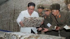 Kim keurt vis