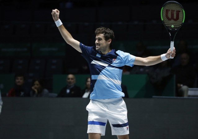 Argentinië opent Davis Cup met zege tegen Chili