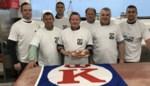 Keurslagers organiseren barbecue met 1.000 deelnemers