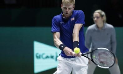 Groot-Brittannië is laatste kwartfinalist op Davis Cup na zege tegen Kazachstan