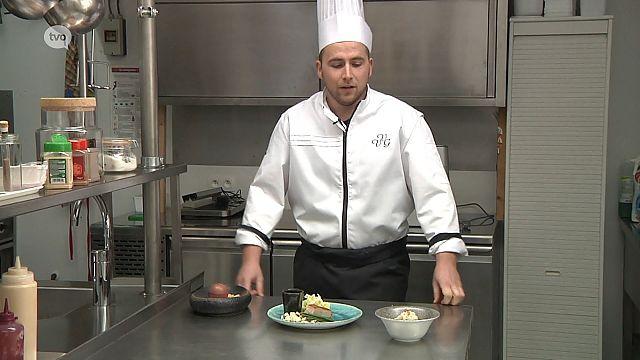 VIDEO. Aalsterse kok beste 'grootkeukenchef' van België