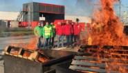 Stakingen in heel België bij AB InBev