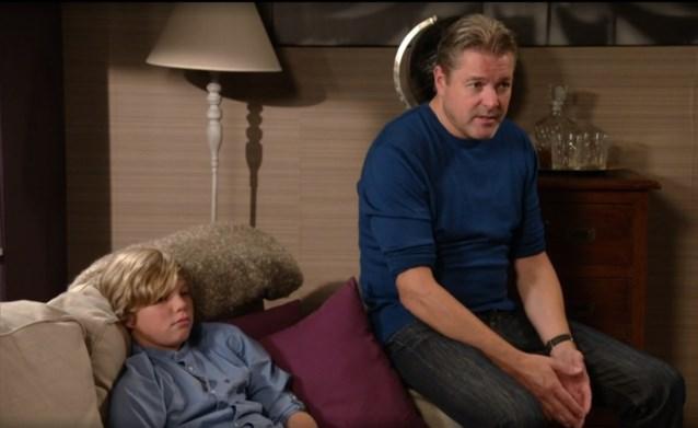 'De Kampioenen' zorgen voor vader-zoonmomentje in 'Thuis'