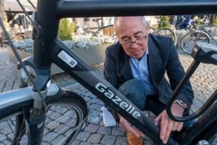 """""""Op rust"""" staat niet in zijn woordenboek en dus ontwikkelde politiecommissaris beter systeem in strijd tegen fietsdiefstallen"""