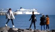 Zestien mensen levend aangetroffen in vrachtwagen op ferry komen mogelijk uit België