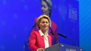 Europees Parlement stemt woensdag over Commissie-von der Leyen