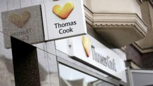 Over en uit voor Thomas Cook in Duitsland