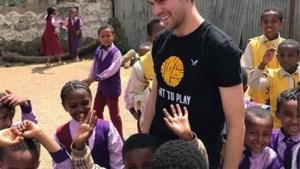 Ploegmaat Peter Sagan trok naar Ethiopië voor het goede doel