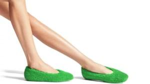 Stofdoekjes voor aan je voeten? Dat is dan 600 euro