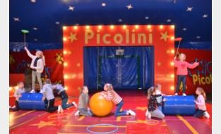 Leerlingen treden op in circus Lilarini