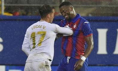 Real-speler Lucas Vazquez breekt teen en staat enige tijd aan de kant