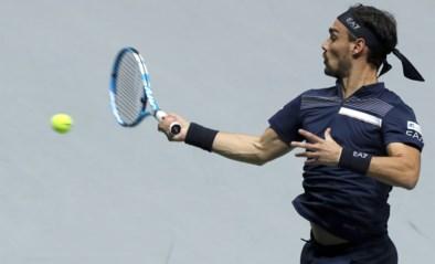 Davis Cup grijpt in na wedstrijd tot… vier uur 's morgens