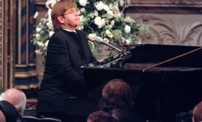 Elton John bekent dat hij autocue gebruikte voor emotioneel nummer op begrafenis van prinses Diana