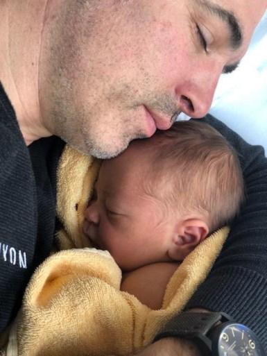 Heuglijk nieuws: ex-wereldkampioene veldrijden bevalt van eerste kindje op haar 45ste