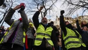 Belgische vrouw vastgehouden in Parijs na betoging gele hesjes