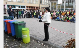 De Leerboom opent mini-containerparkje