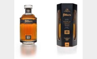 Filliers lanceert 10 jaar oude single malt whisky