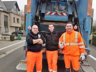 Directie- en bestuursleden springen mee op de vuilniskar