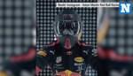Gewichtloze pitstop in Formule 1: rondvliegende boormachines en mecaniciens die ondersteboven hangen