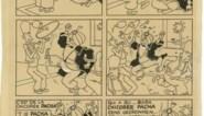 Niemand wil 120.000 euro ophoesten voor reclameplaat van Hergé