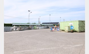 """Na sluiting containerparken komen er pop-uprecyclageparken: """"Optie is maandagmarkt"""""""