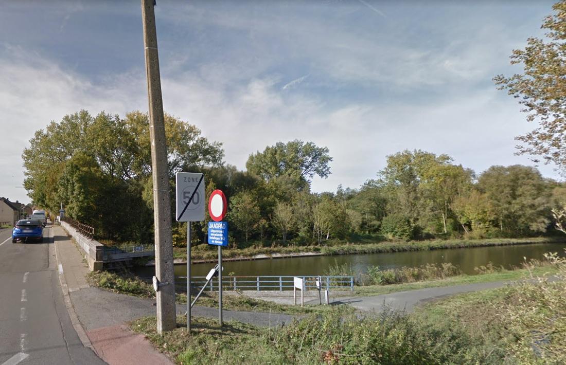 Zoektocht naar vermiste autobestuurder in Liedekerke