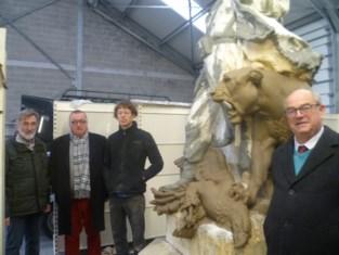 Kunstenaar zwicht voor druk: leeuwin wordt dan toch leeuw