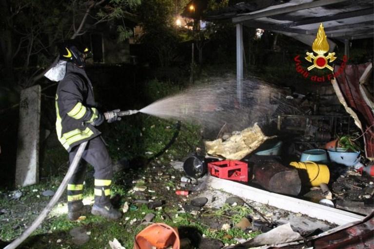 Vijf doden bij ontploffing in Italiaanse vuurwerkfabriek
