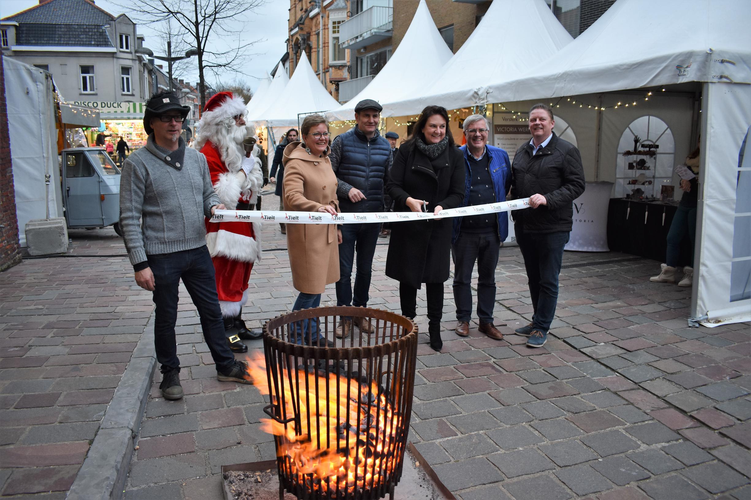 Kerstmarkt verhuist van Tramstraat naar de Markt