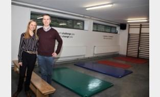 Hellen en Pieter-Jan openen 'Sportscave'