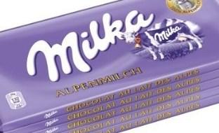 Valse chauffeur aan de haal met 20 ton Milkachocolade die voor Belgische winkels bestemd was