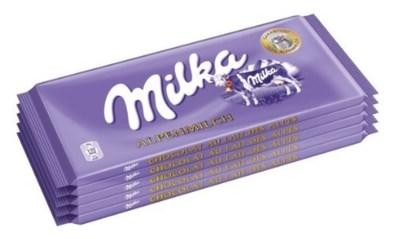 Valse chauffeur aan de haal met twintig ton Milkachocolade die voor Belgische winkels bestemd was
