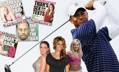 10 jaar na seksschandaal: Tiger Woods, van ongenaakbare vedette tot internationale pispaal