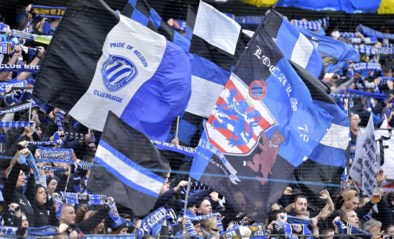 Fans van Club Brugge worden niet vervolgd voor antisemitische gezangen