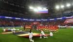 Rode Duivels spelen op EK twee groepswedstrijden in Sint-Petersburg