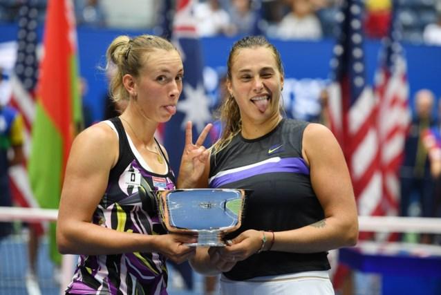 Elise Mertens maakt kans op WTA-onderscheiding als dubbelspeelster